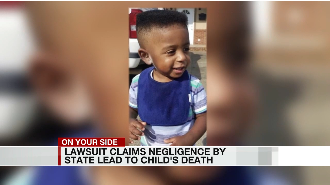 UPDATE: Lawsuit filed against DHR in 2-year-old's death in 2020, father indicted on capital murder charges